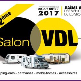 3CF PRESENT AU SALON DES VEHICULES DE LOISIRS PARIS-LE BOURGET