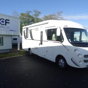 Camping Car Intégral Fleurette Discover 70 LMS