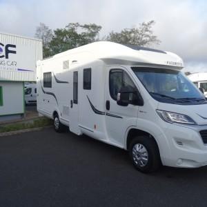 Campingcar Fleurette Magister 73 LJF 2020