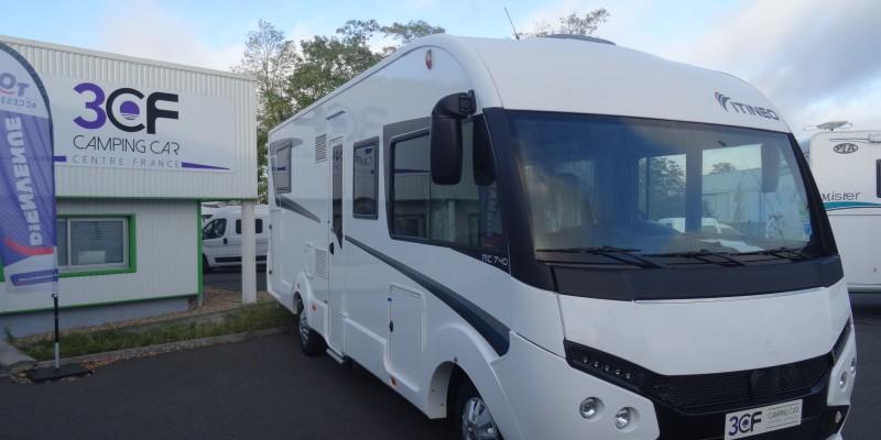Camping Car Intégral Itineo Mc 740