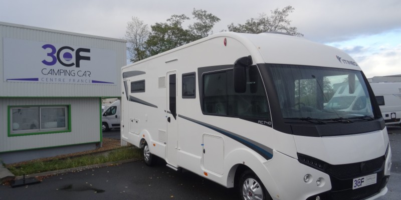 Camping Car Intégral Itineo RC 740