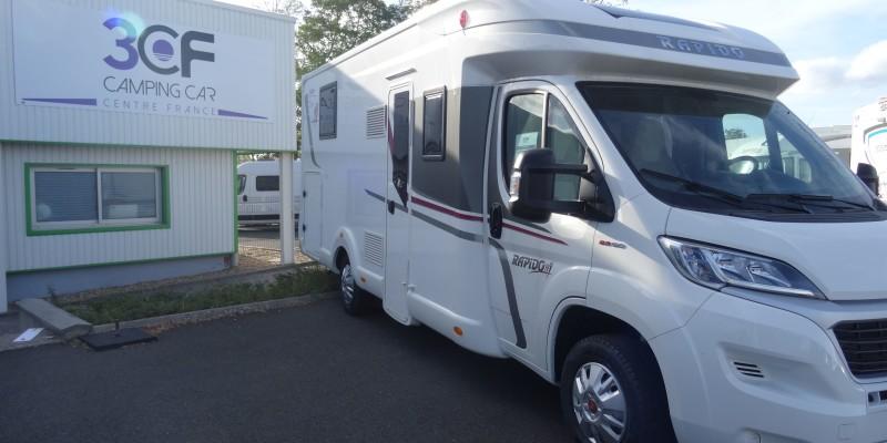 Camping Car profilé Rapido 686 F