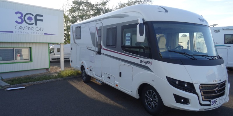 Camping Car intégral Rapido Distinction
