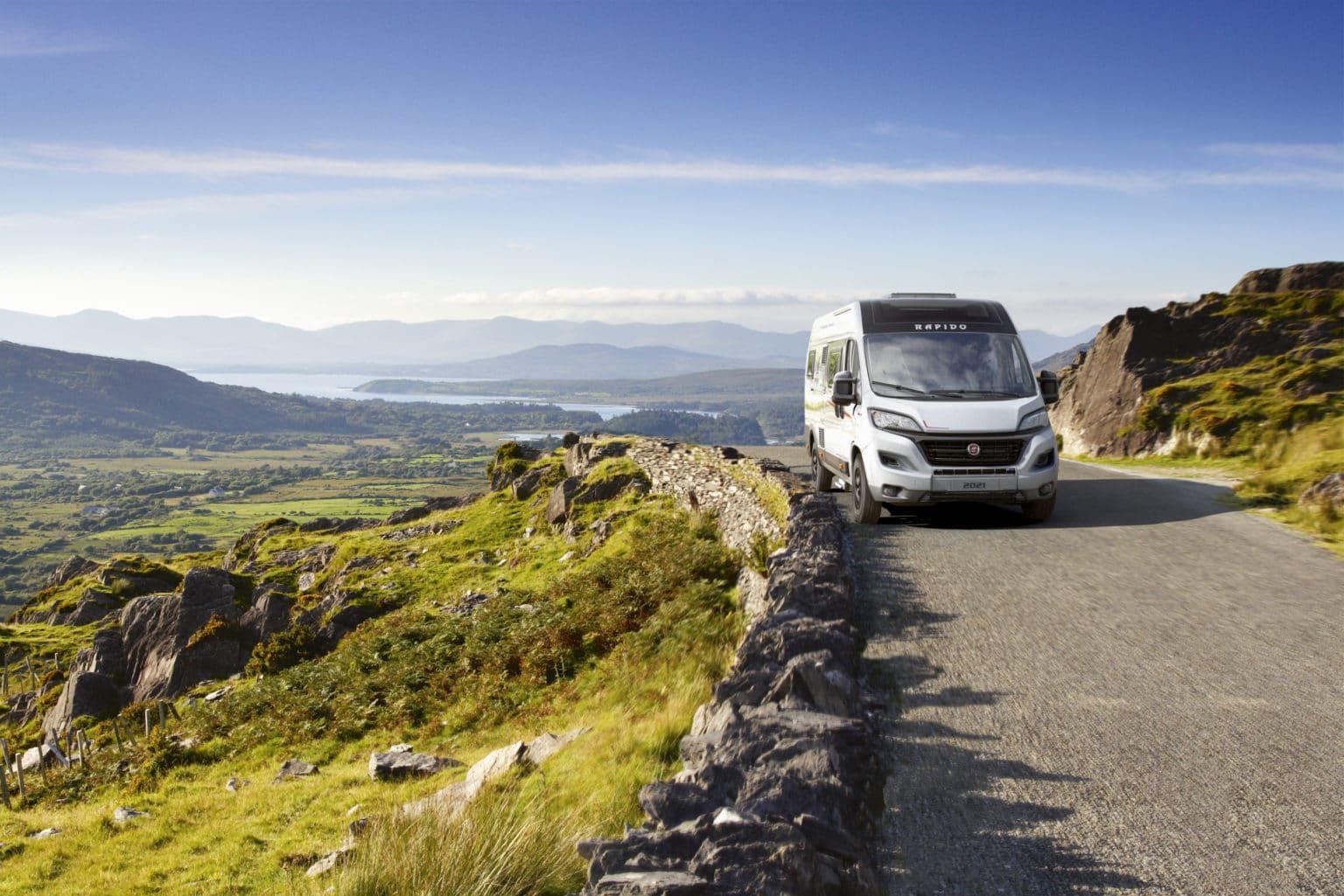 Camping-car centre france rapido