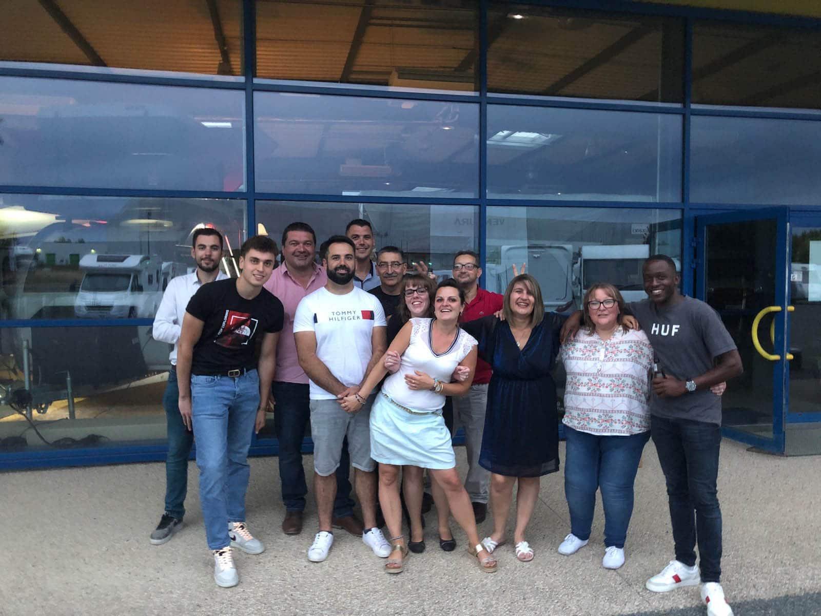 Offres d'emploi Orléans Membres de l'équipe 3CF