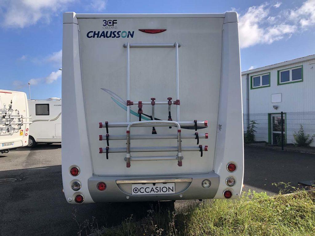 Chausson-WELCOME-I778 porte velo